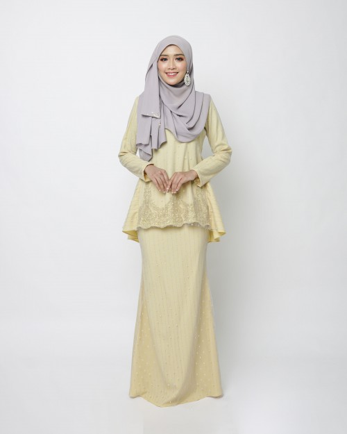 AIDEYAA KURUNG - YELLOW MELLOW