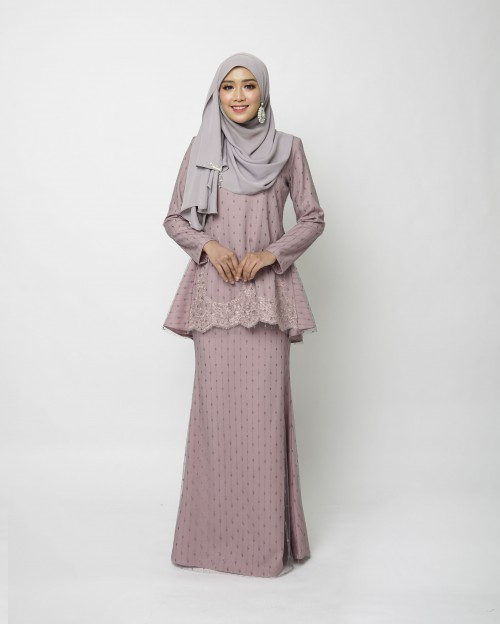 AIDEYAA KURUNG - DUSTY MAUVE