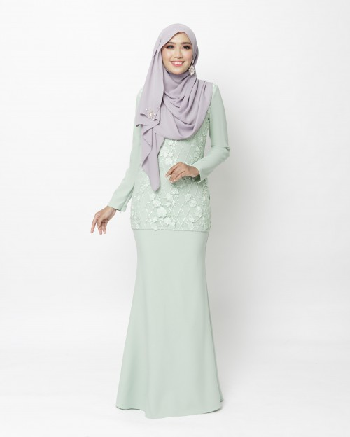 ESTELLA KURUNG - DUSTY GREEN