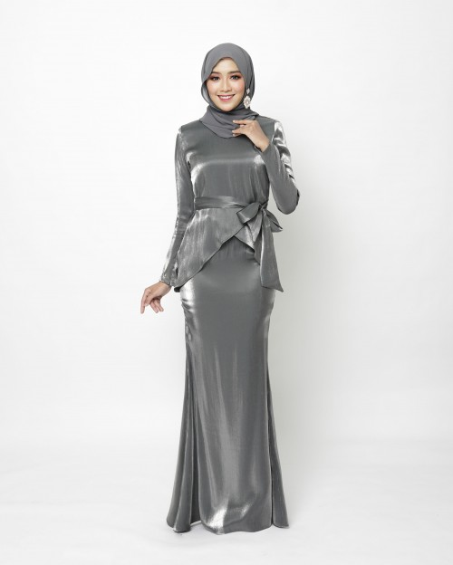 FREYAA KURUNG - METAL GREY