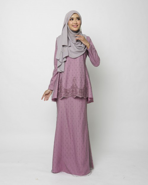 AIDEYAA KURUNG - DUSTY VIOLET