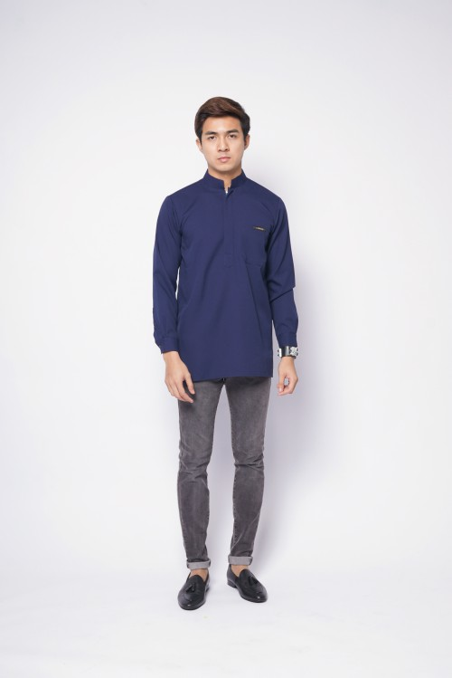 ELFMAN ZIP - DEEP NAVY