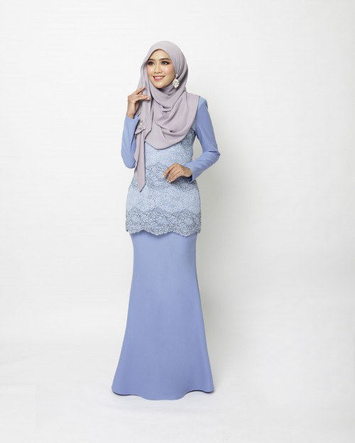 EIKELLE KURUNG - PARIS BLUE