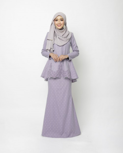 AIDEYAA KURUNG - LAVENDER PURPLE