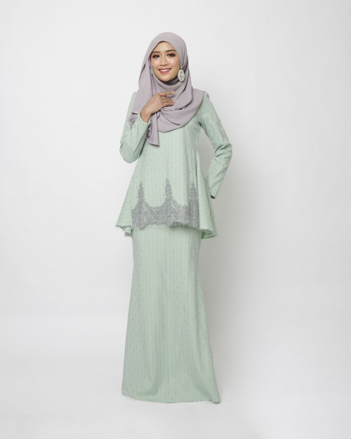 AIDEYAA KURUNG - DUSTY GREEN