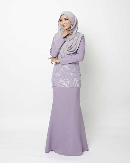 ESTELLA KURUNG - LAVENDER PURPLE