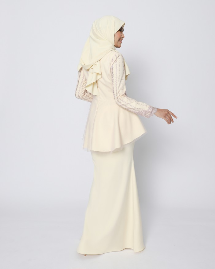 EMELINA KURUNG - SOFT YELLOW