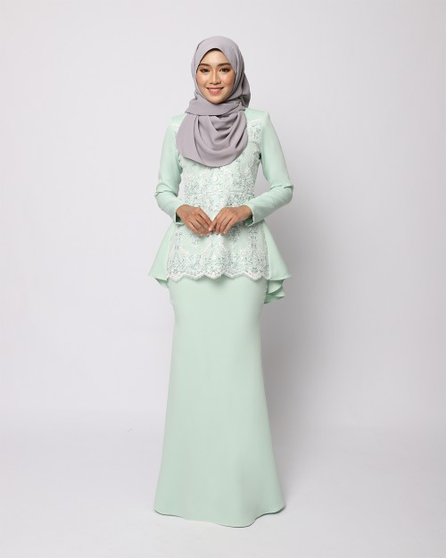 RENIKAA KURUNG 2.0 - MINT GREEN