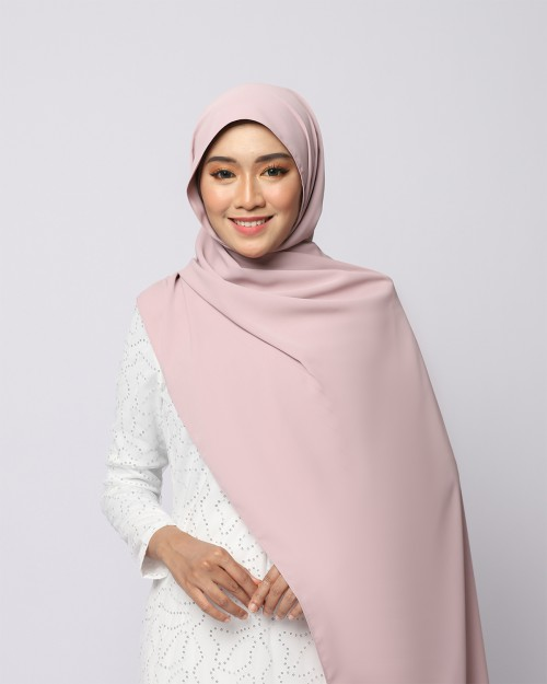 LABELLE SHAWL - MAUVE