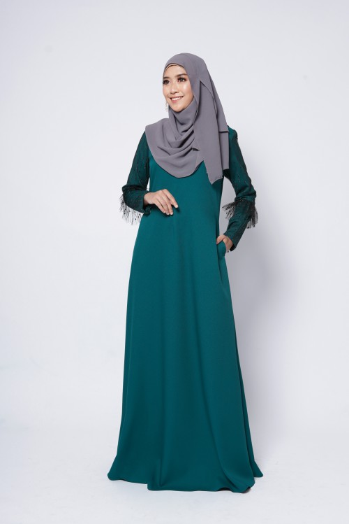 CHANELLE JUBAH - EMERALD