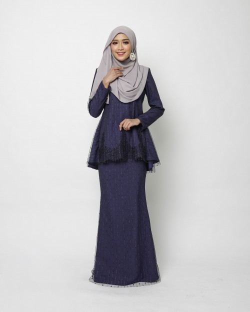 AIDEYAA KURUNG - NAVY BLUE