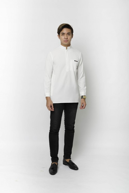 ELFMAN ZIP - WHITE