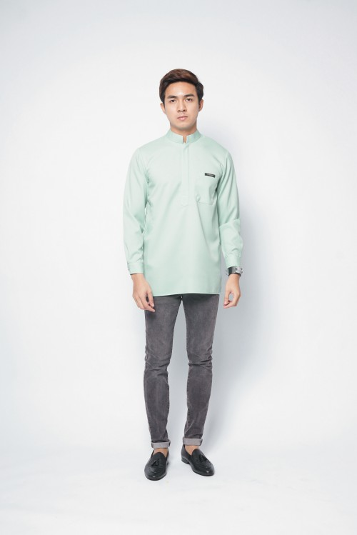 ELFMAN ZIP - MINT GREEN