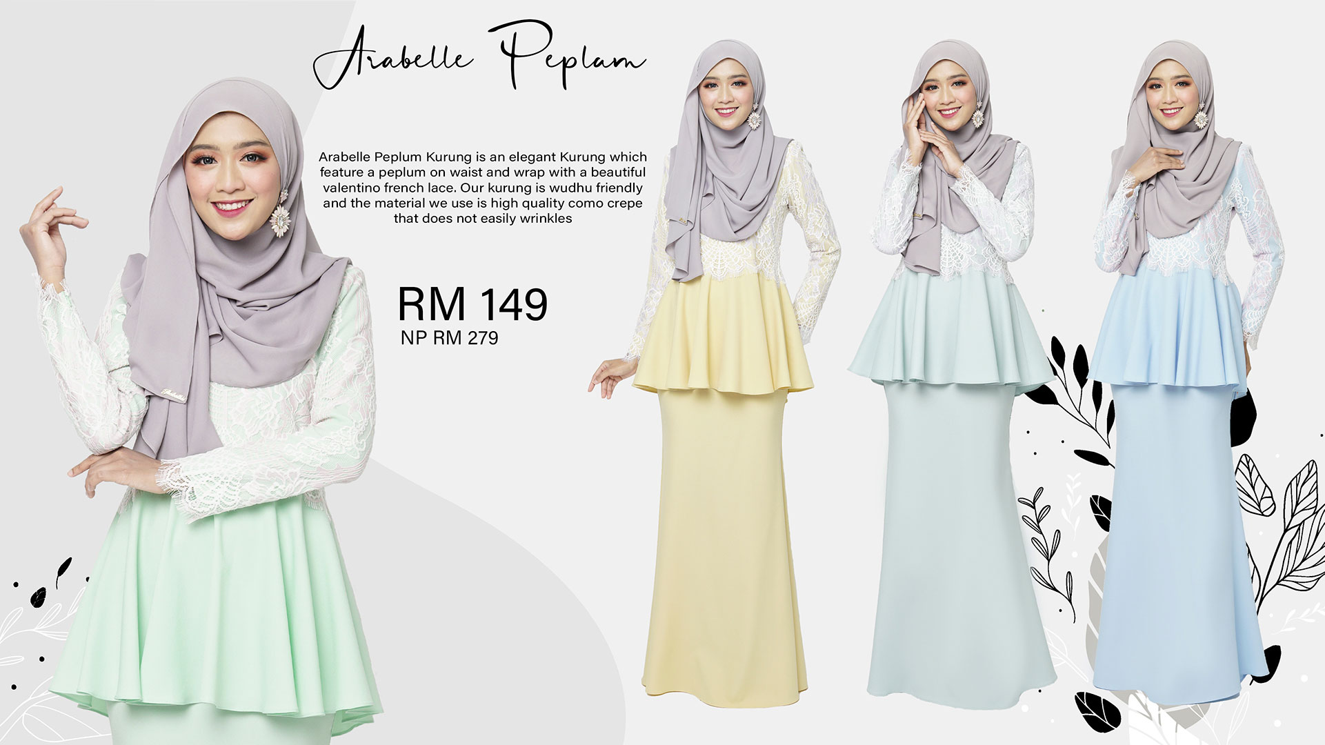 Arabelle Collection